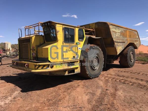 2011 Atlas Copco MT6020 Underground Truck UT014