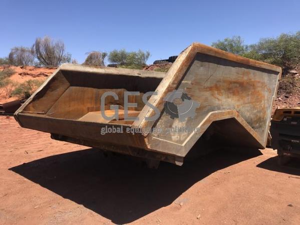 Atlas Copco Tray to suit MT6020 TU606