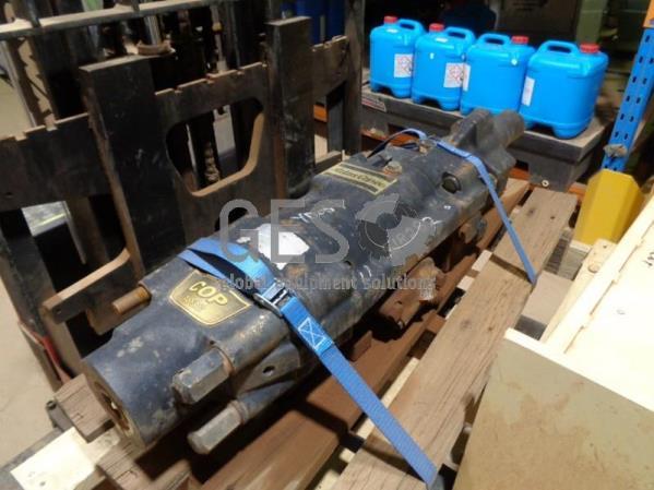 Atlas Copco COP1838HD Drifter & Parts Package
