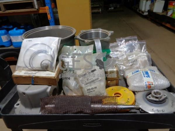 Flygt 37 KW Pump Parts Package - Un reserved