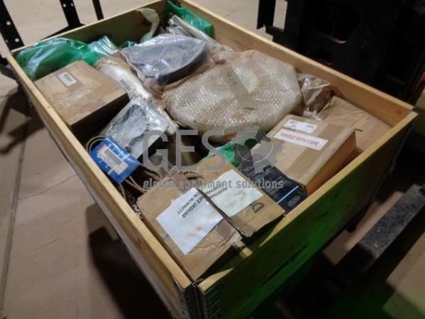 Hitachi AH400 Parts Package - Un reserved