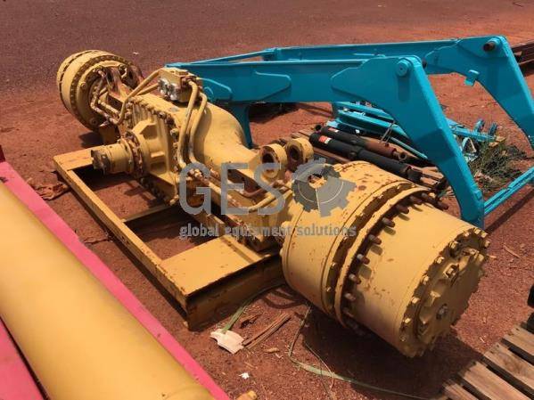Caterpillar Axle Front Running Take out Part 237-4738