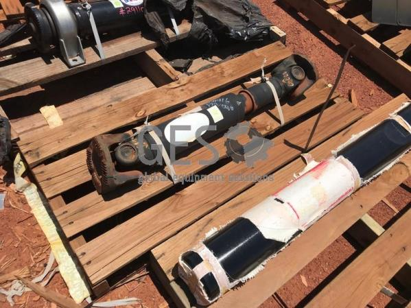Volvo Drive Shaft Running Take out
