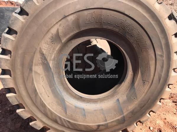 Bridgestone 29.5 R25 2-A VTLSZ Used x 3
