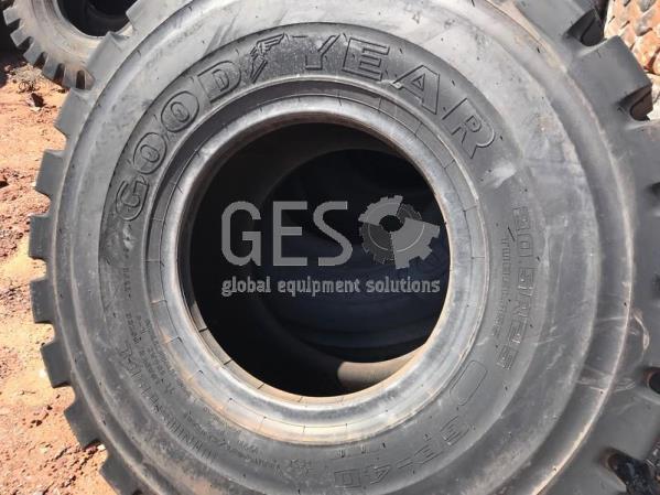 Goodyear 20.5 R24 GP-4D E-4 L-4 6S NEW x 6