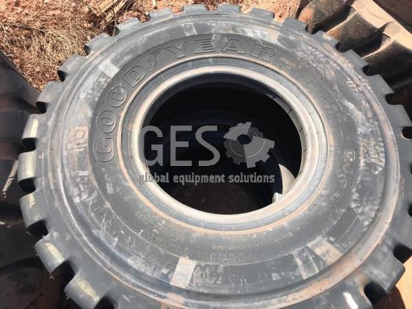 Goodyear 20.5R25 GP-40 NEW x 2