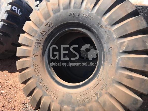 Goodyear 23.5 R25 GP-4C E-4 6S NEW x 3