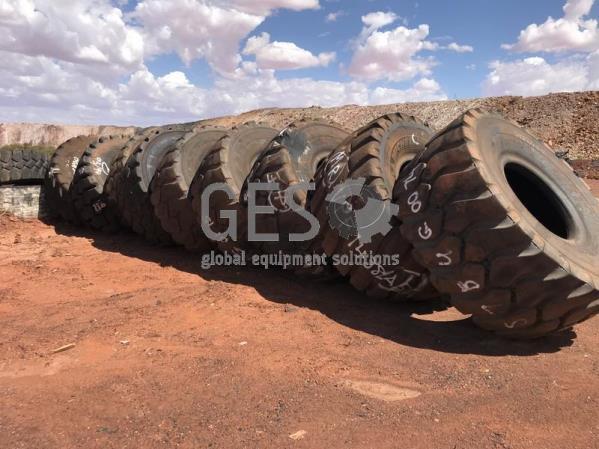 Various 35/65 R33 Michelin, Bridgestone Used x 9