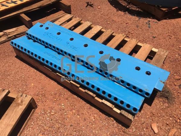 Caterpillar Grader Cutting Edge NEW x 3
