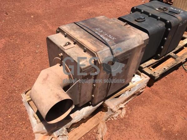 Atlas Copco Muffler DPF As Is to suit MT6020