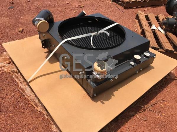Core Radiators Cooler Pack Rebuilt