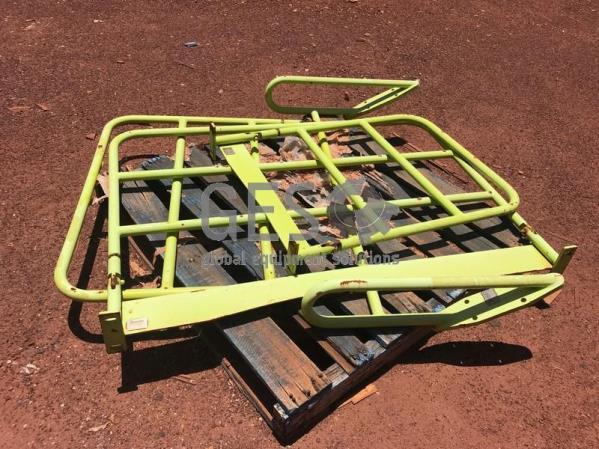 Sandvik Pallet of Machine Hand Rails