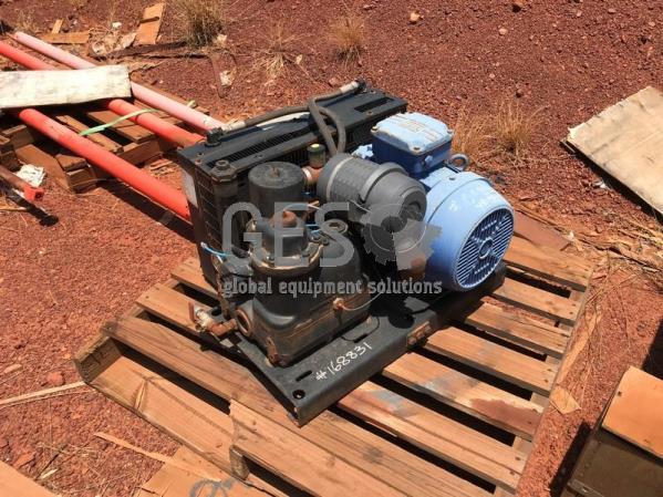 Sandvik Compressor As Is to suit Axera D07