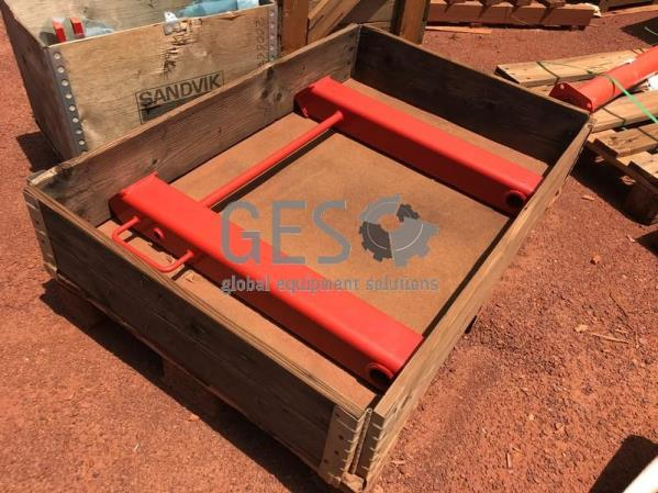 Atlas Copco Tray Support Post NEW
