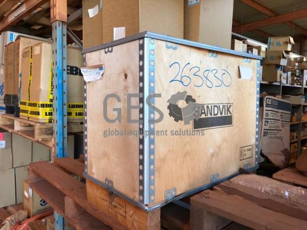 Sandvik Water Pump Motor