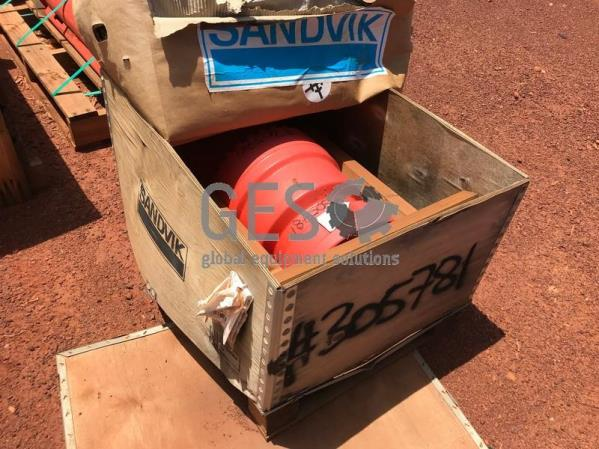 Sandvik Torque Motor NEW
