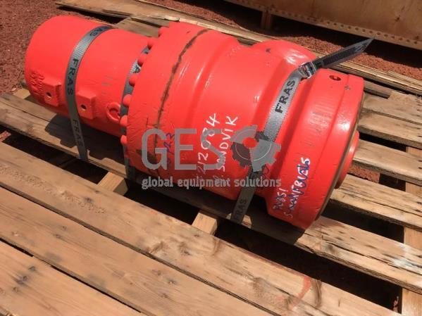 Sandvik Torque Motor NEW to suit Axera D07