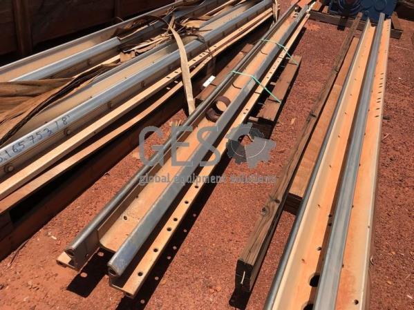 Sandvik Feed Rail As Is