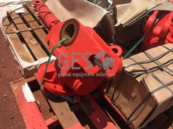 Sandvik TB60 Boom Head LHS NEW Part 55003142