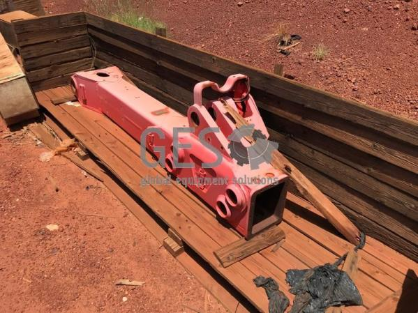 Sandvik TB60 Boom Outer Tube LHS As Is to suit DD421