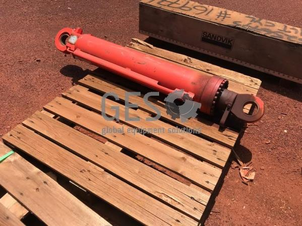 Sandvik Cylinder Boom Lift As Is