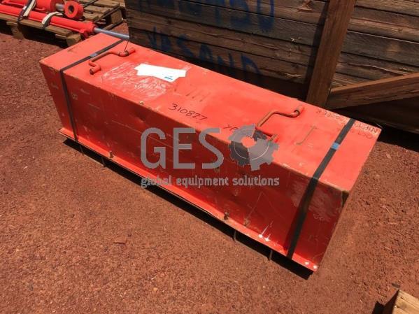 Sandvik HLX5 Rebuilt in transport box T048214