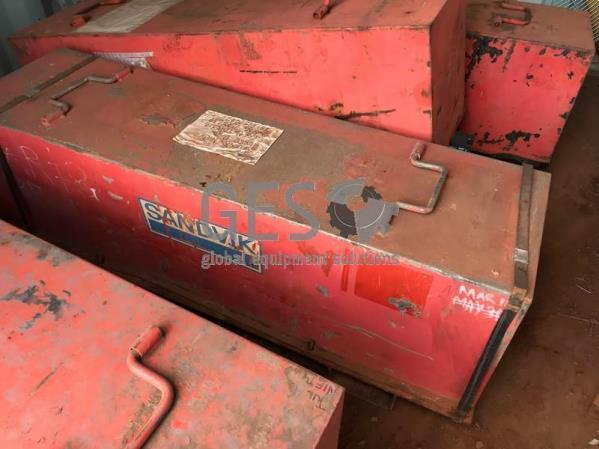 Sandvik HLX5 Rebuilt in transport box T048312
