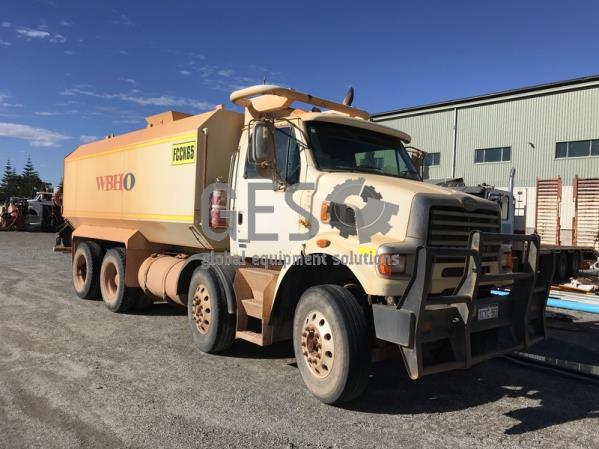 2008 Sterling LT7500 HX 8x4 Water Truck Asset FCCK65