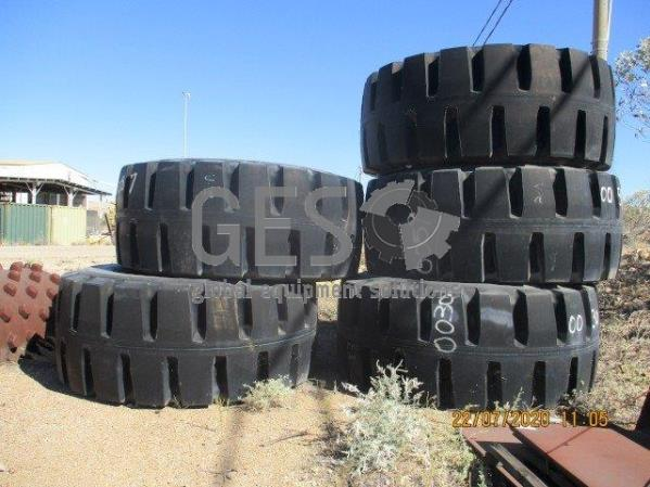 Bridgestone 45/65R45 x 5 units