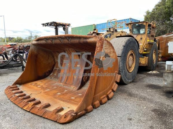 2012 Caterpillar R2900G Underground Loader