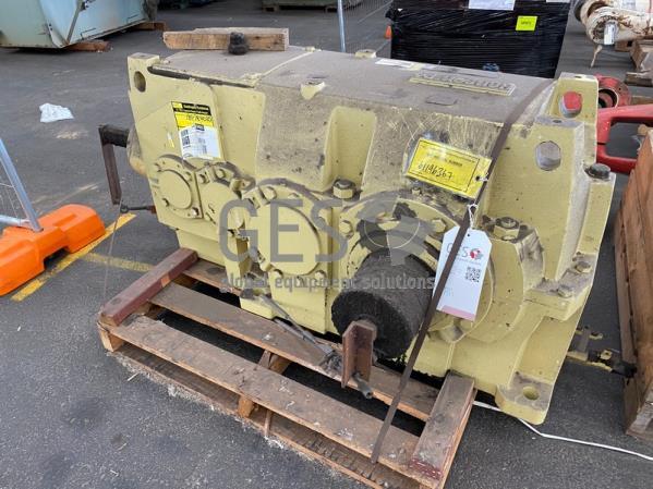 Hansen P4 QHRG3-CRN-25 472 KW Gear Box 24.664/1