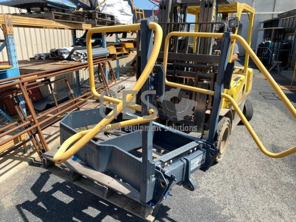Optimal Solutions Power Step Boarding Ladder to suit Caterpillar 785