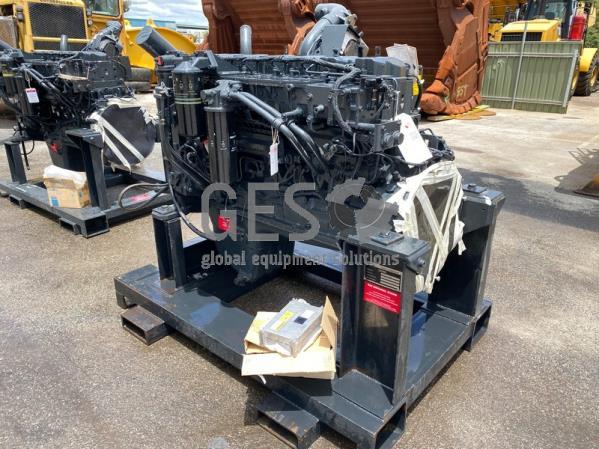 Komatsu HM400-1 REMAN/NEW Engine SAA6D140E-3 Part No RM6218-B0-0251