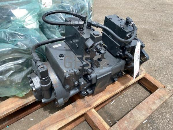 Komatsu WA900-3 Hydraulic Pump NEW Part No 708-2L-00351 & 708-2L-00352