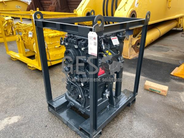 Komatsu HM300-1 Transmission Part No RM56D-13-10006 Item ItemID_3825