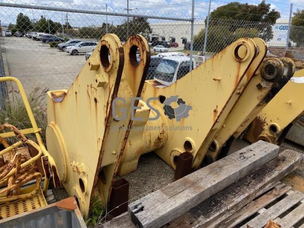 Komatsu Ripper Box D375A-5, D375EO, D375A-6 USED