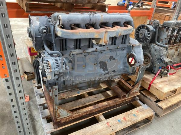 Deutz F6L914 Scrap Engine