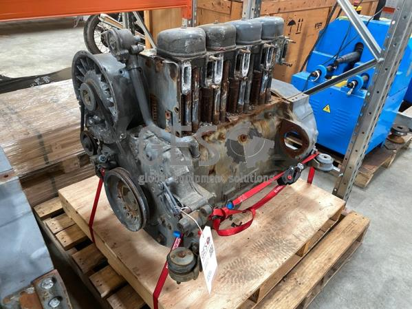 Deutz D914L04 Scrap Engine