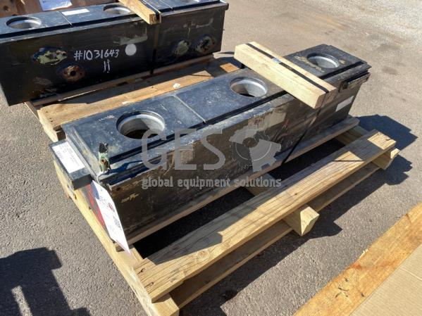 Komatsu Cooling system Tank Bottom to suit D275A-5R Part 17M-03-51142 ItemID_3951