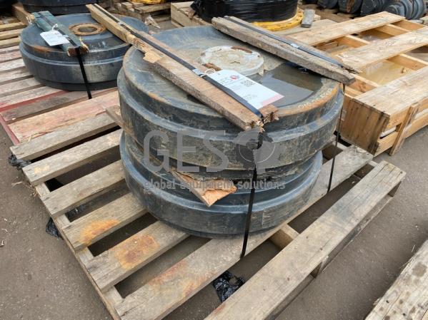 Komatsu Idler Wheel x 2 to suit PC400-5 Part 208-30-53112 ItemID_3906
