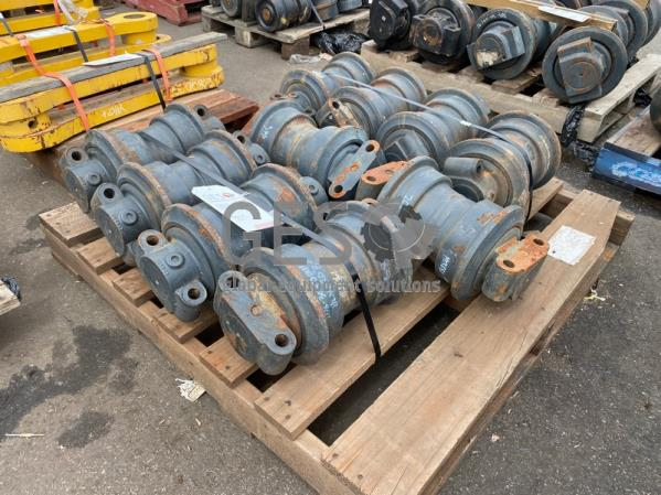 Komatsu Track Rollers x 10 to suit PC400-5 Part 208-30-00211 ItemID_3911