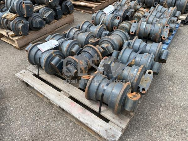 Komatsu Track Rollers x 10 to suit PC400-5 Part 208-30-00211 ItemID_3928