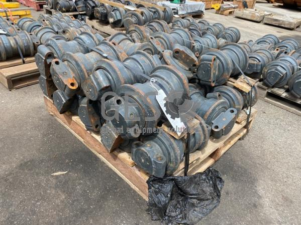 Komatsu Track Rollers x 21 to suit PC400-5 Part 208-30-00211 ItemID_3910