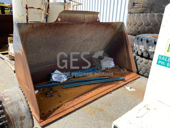 Volvo L120 Quick Hitch Bucket As Is