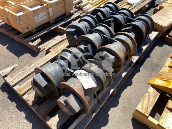 Komatsu Track Rollers x 8 Part 209-30-00191 ItemID_4111