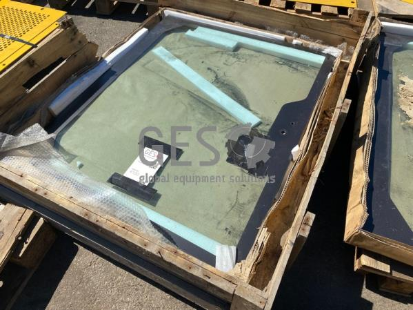 Komatsu Glass Part 416-926-3570 ItemID_4150