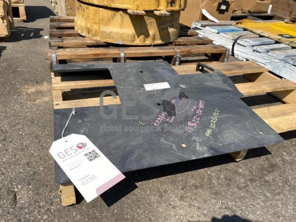 Komatsu Plate to suit HM400-2 Part 56B-02-22581 ItemID_4238