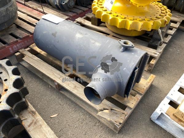 Komatsu Exhaust Muffler Part 6212-12-5390 ItemID_4248