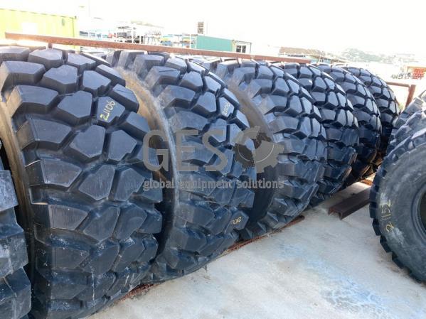 Bridgestone 23.5R25 VLTSZ NEW x 6 Bridgestone_23.5R25_x6
