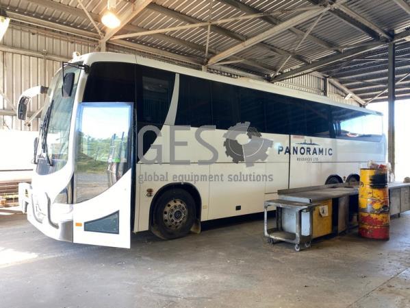 2005 Mercedes Astral Denning Coach 46 Passenger BU05